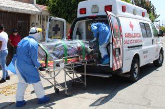 Suman 2 mil 547 muertes por Covid-19 en Aguascalientes