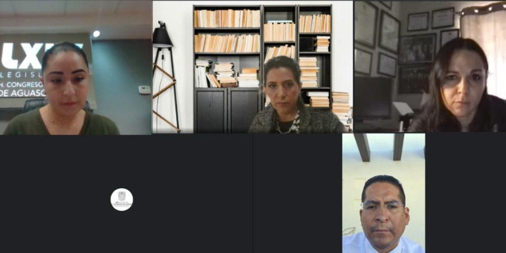 Aprueban dictamen sobre creación de la Secretaría de la Familia en Aguascalientes
