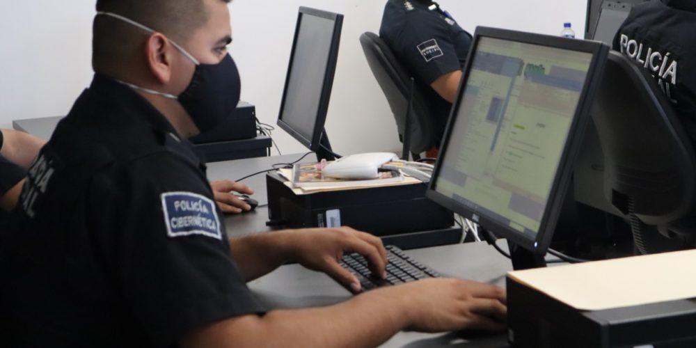 Policía Cibernética atendió más de mil reportes en 2020