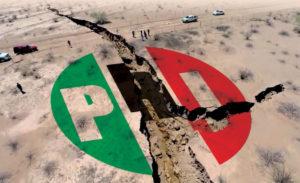PRI de Aguascalientes fragmentado