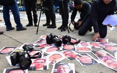 Prensa de Guerrero recibe amenazas del crimen organizado
