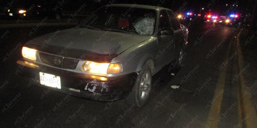 Identifican a peatón que fue atropellado y murió en el Infonavit Morelos