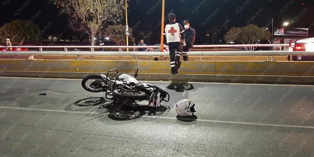 Muere cobrador de Elektra en Puente Bicentenario