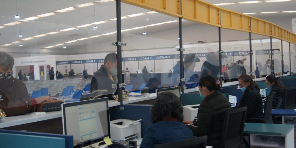 Avanza pago de predial en Aguascalientes