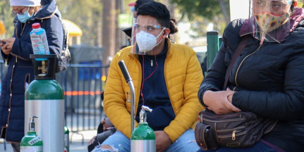 14,362 contagiados por covid-19 en las últimas 24 horas en México