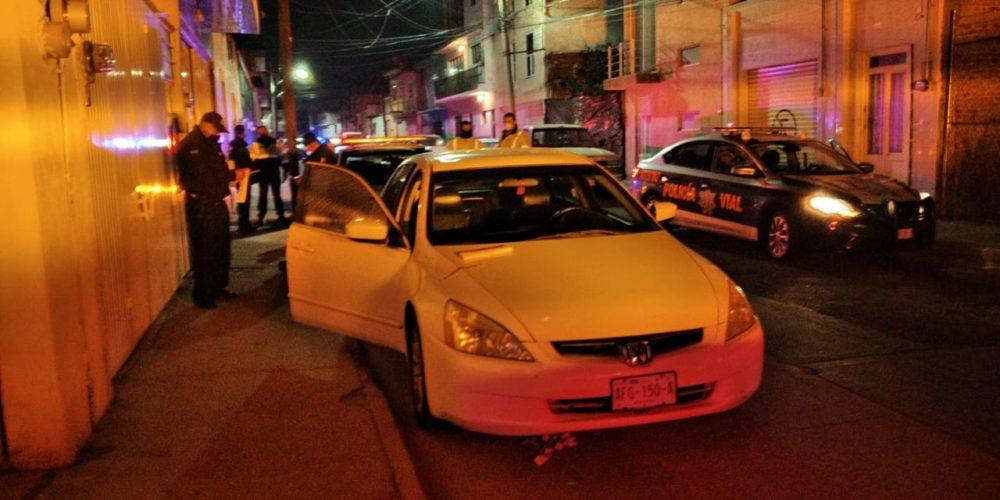 Borracho provoca persecución en la zona centro tras circular en contra por las calles