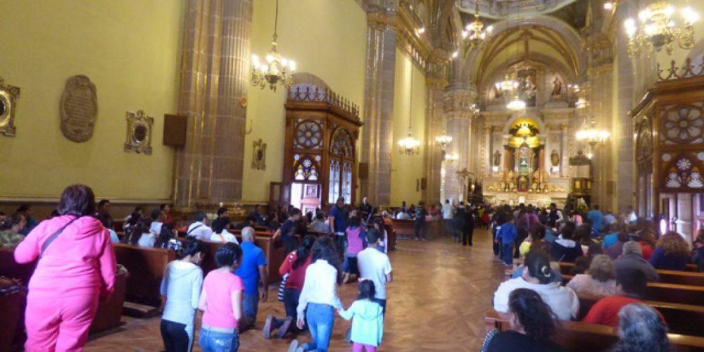 Piden evitar peregrinaciones a San Juan de los Lagos por festejos de la Candelaria