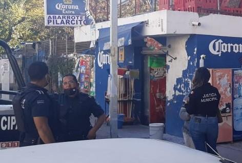 Policías resguardan a menor con Síndrome de Down extraviado en Aguascalientes