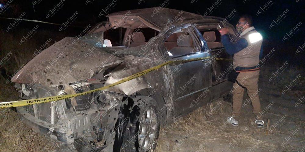 (Fotogalería) Familia de Aguascalientes venía de una fiesta de Ojuelos, Jalisco, sufrió accidente: 2 muertos 4 heridos
