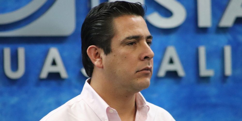 Enojado Báez asegura que aún no hay designación de candidatos en Aguascalientes