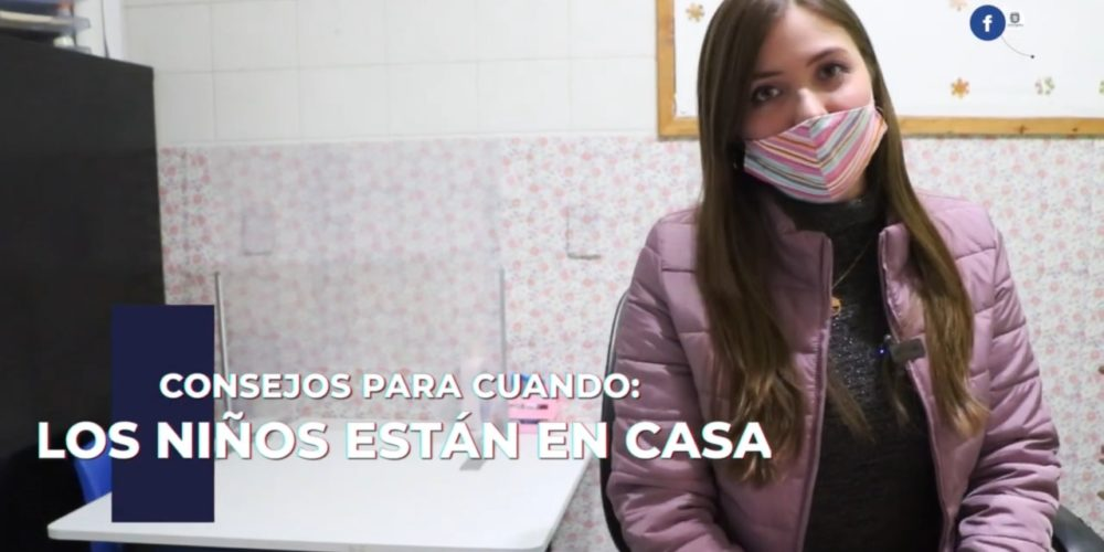 Psicólogos de Jesús María ofrecen tips para cuidar a los niños durante la pandemia
