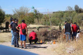 Cuerpo de mujer desmembrado fue encontrado a un costado Del Río San Pedro