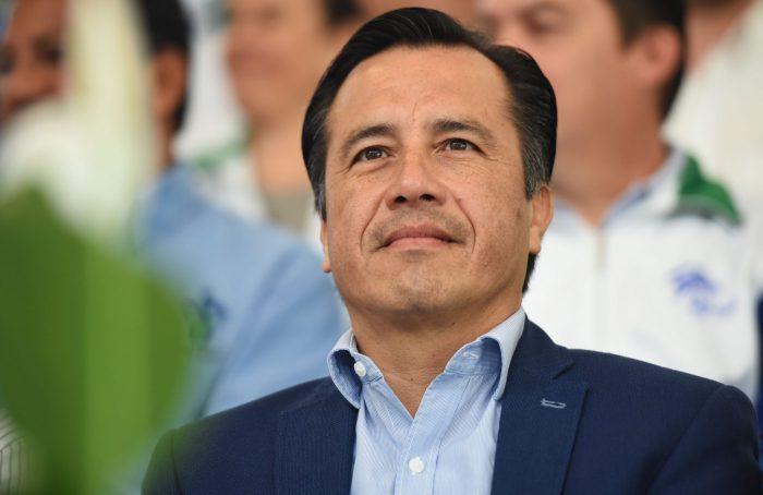 No preocupa nueva cepa porque no hay conexión con Europa: gobernador de Veracruz