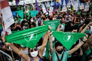 Entra en vigor el aborto legal en Argentina