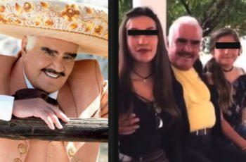 (Video)Viralizan video de Vicente Fernández haciendo tocamientos a una fan