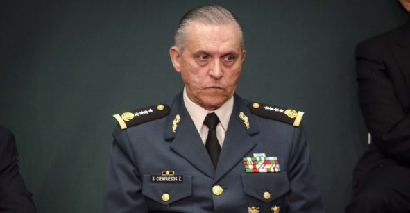Acusan a México de violar tratado al publicar pruebas contra Cienfuegos