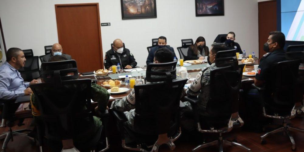 Aguascalientes y Zacatecas logran acuerdo para reforzar acciones de seguridad