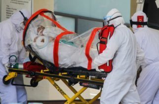 En Aguascalientes han fallecido 2,535 personas a causa del Covid-19