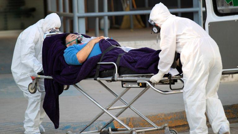 Van 140 mil 704 muertes por Covid-19 en México