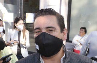 Sigue soñando Báez con ser candidato a la alcaldía de Aguascalientes
