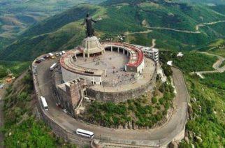 Invitan a fieles para peregrinación virtual en Cerro del Cubilete
