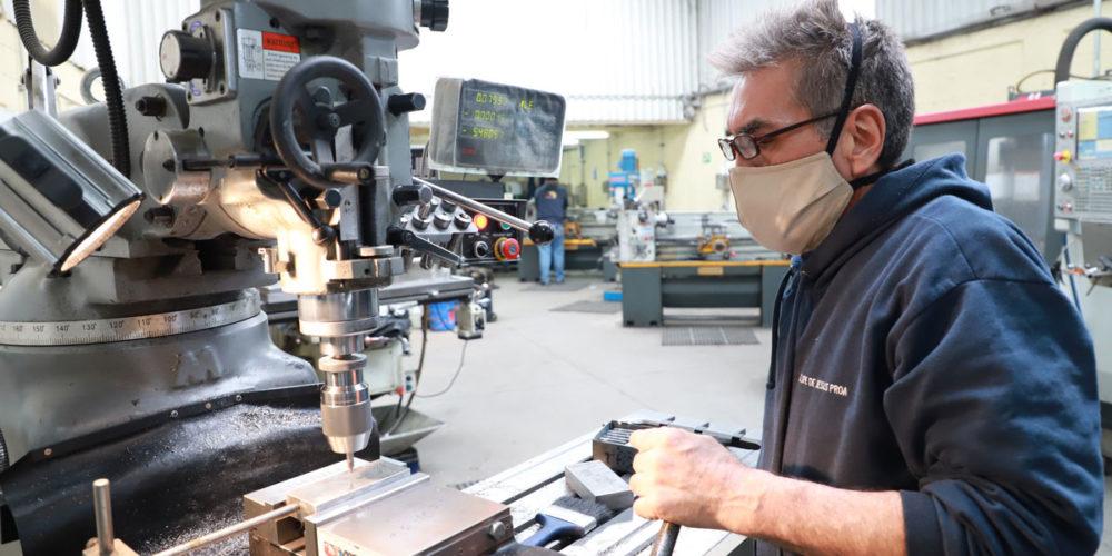 Se recupera la actividad industrial en Aguascalientes