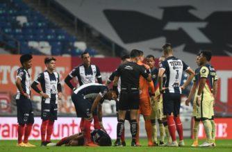 Suspenden partidos de Monterrey por brote de Covid