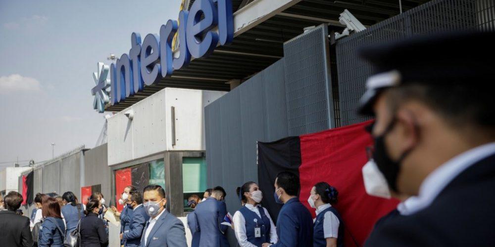 Portal de Interjet deja de funcionar tras huelga de trabajadores
