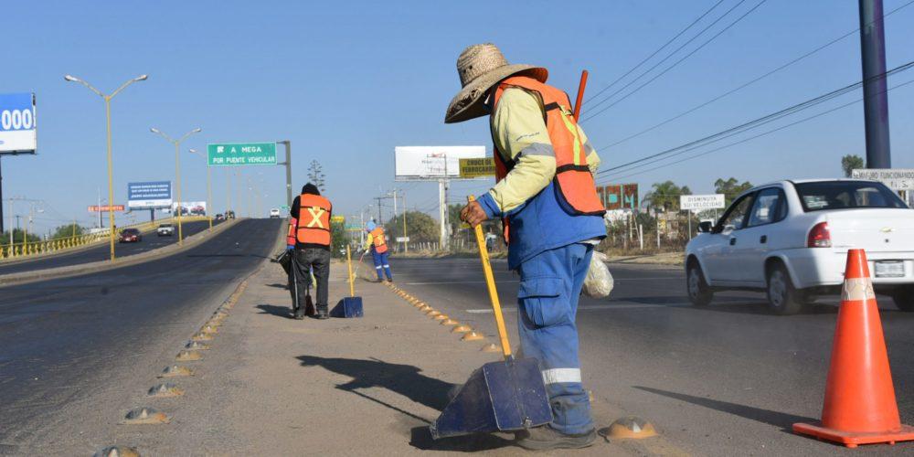 Pide municipio a ciudadanía mantener limpios los espacios públicos