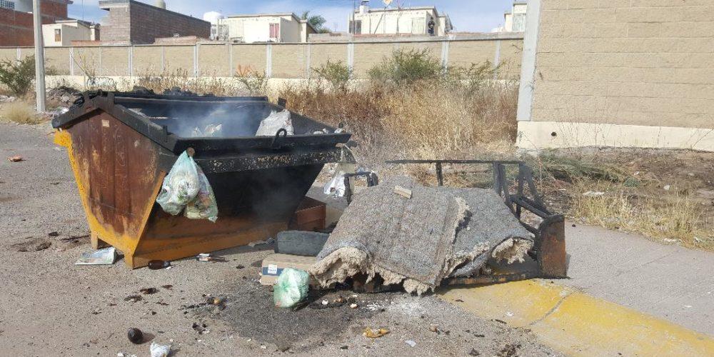 Acusan falta de recolección de basura en el fraccionamiento El Reencuentro