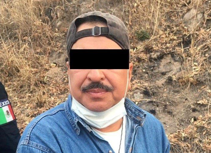 Capturan a Ricardo con mota en Aguascalientes
