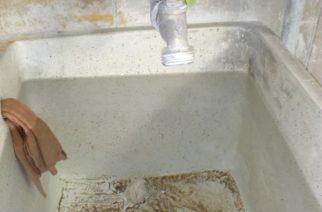 """Agua con arena """"no hace daño a la salud"""", responde Veolia; purgarán bombas"""