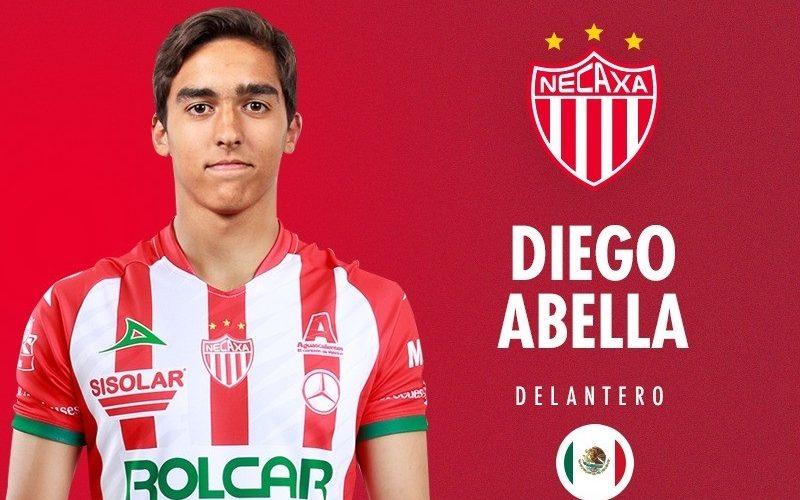 De Toluca llega Diego Abella a Necaxa