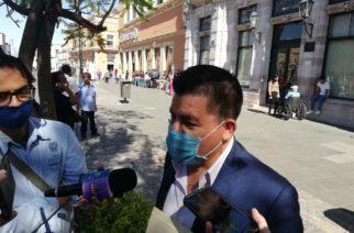 15 de febrero, límite para analizar cuentas públicas en Congreso: Velasco