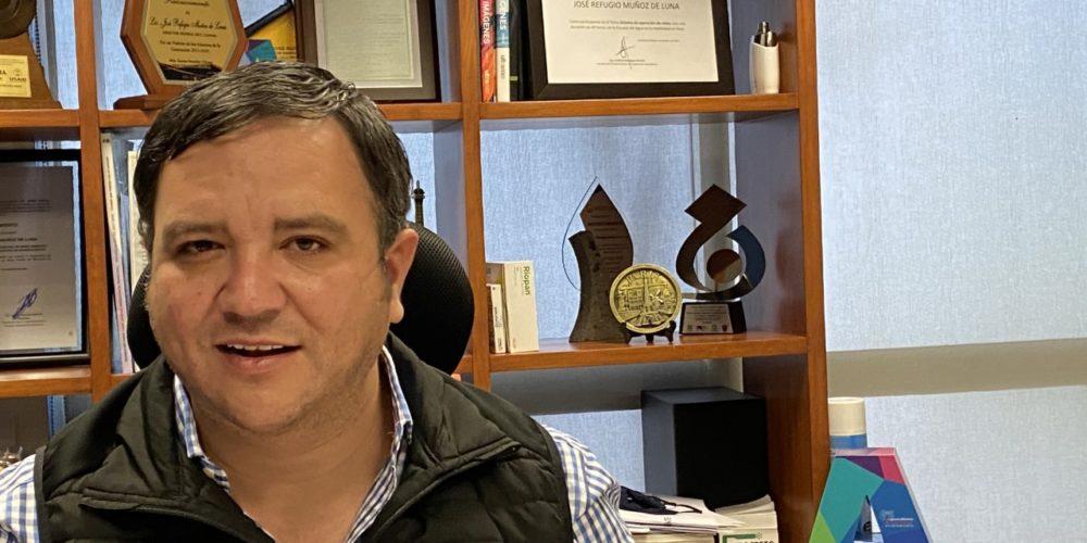 Convoca Muñoz a no politizar tema del agua en campañas