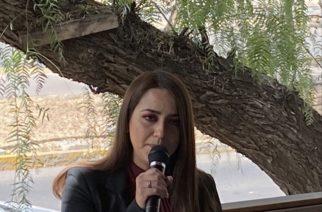 Piden en Morena investigar supuestos nexos de esposo de Karla Espinoza con narco