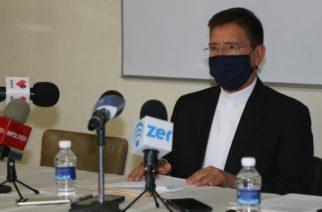 """""""Poco a poco se viene convenciendo a la población por pandemia"""": diócesis"""