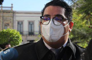 Cuentas públicas deberán aprobarse en periodo extraordinario: García