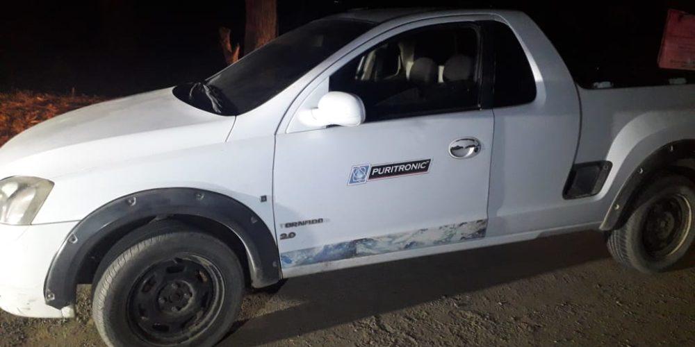 Desleal empleado se robó un auto de la empresa para la que trabajaba