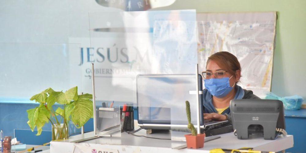 Jesús María pone a disposición más cajas para pago de predial
