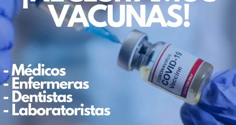 Médicos de hospitales privados en Aguascalientes piden no ser excluidos de vacunación