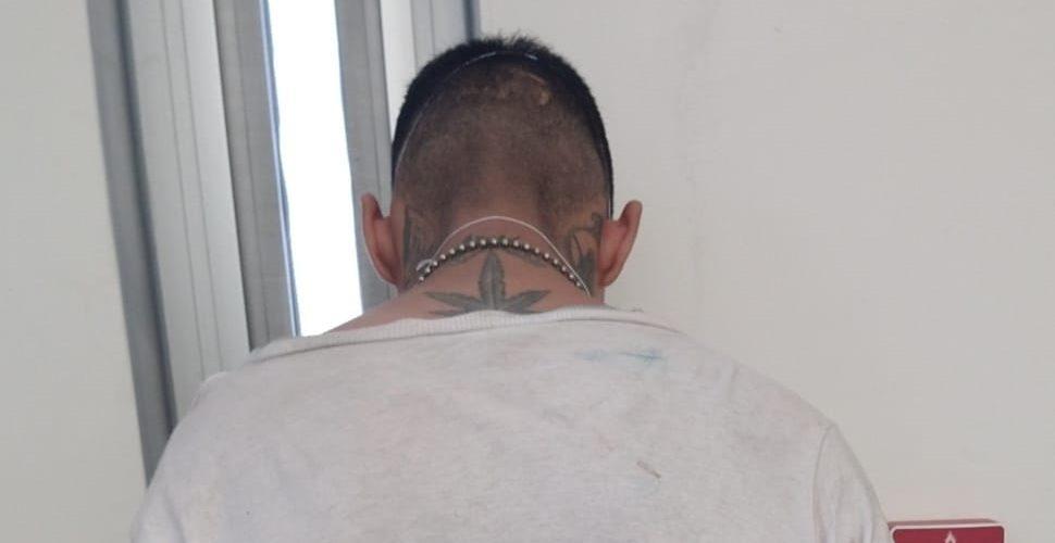 Por robo domiciliario detienen a Juan Antonio