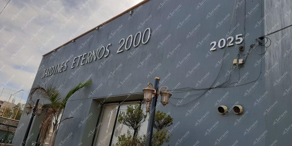 Clausuran crematorio de Jardines Eternos 2000 por cochinos