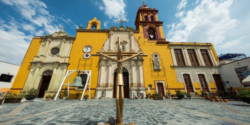 Jueves soleado en  Aguascalientes