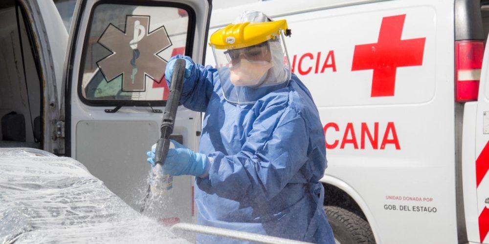 Reconocen entrega de personal de salud durante la emergencia sanitaria