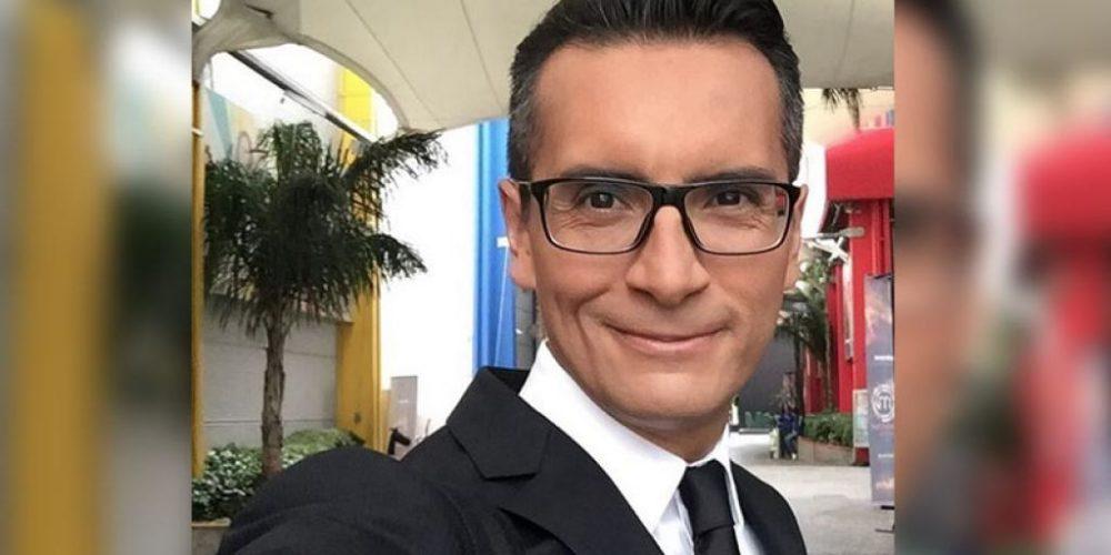 Sergio Sepúlveda dice que está enojado porque salió positivo a Covid-19