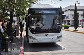 Sancionan a choferes de urbanos en Aguascalientes