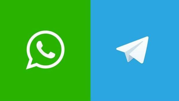 Estas son las diferencias y similitudes entre Telegram y WhatsApp