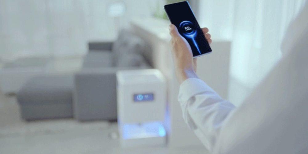 Xiaomi presenta el primer cargador inalámbrico a distancia