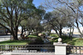Municipio e IP transforman el arroyo La Hacienda